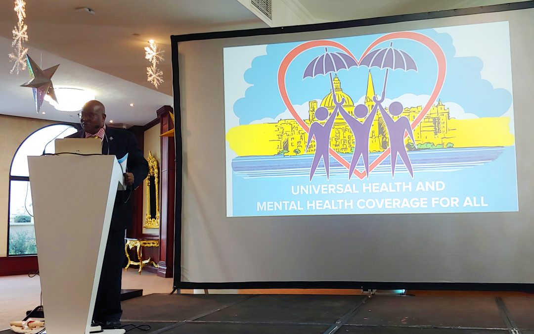 Conference: Universal Health & Mental Health Coverage for All