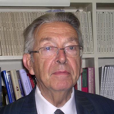 Prof. Sir David Goldberg