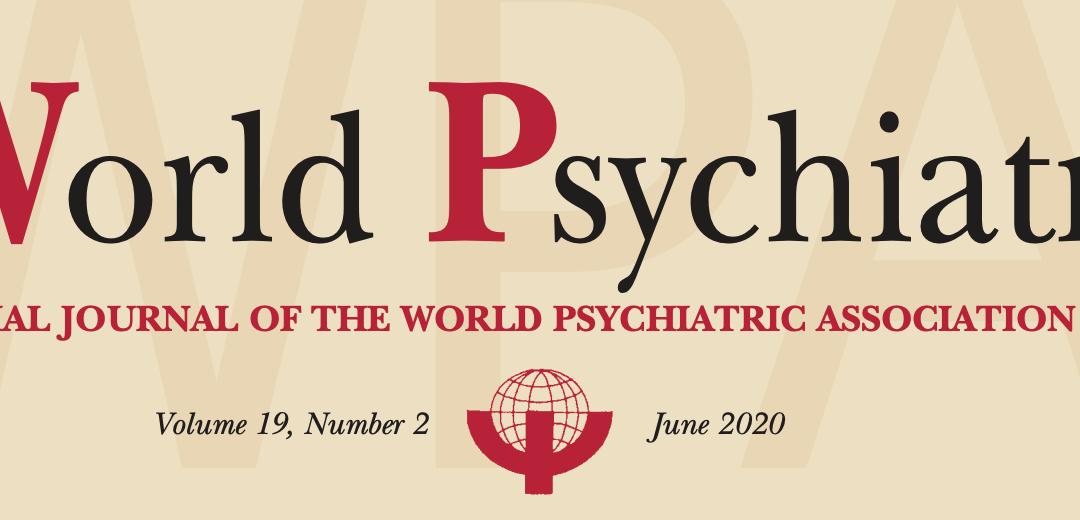 World Psychiatry (June 2020)
