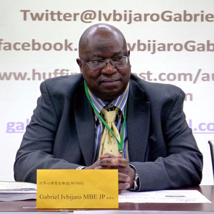 Gabriel Ivbijaro
